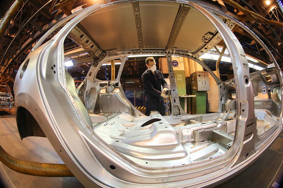 «Автоваз» хочет в2015г. экспортировать 30 тыс. машин