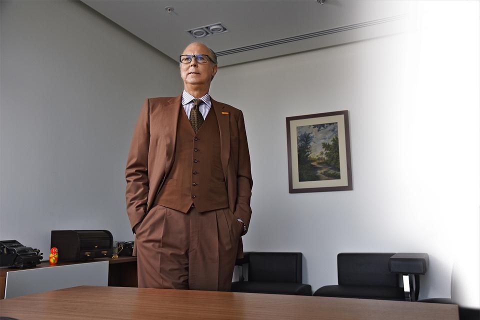 Юрген Кениг, президент и гендиректор компании Merck по России и СНГ