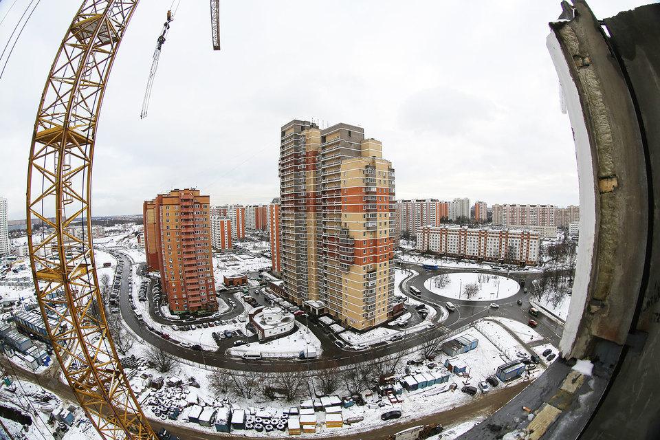 За 2016 г. в границах старой Москвы было куплено меньше четверти от всего предложения новостроек