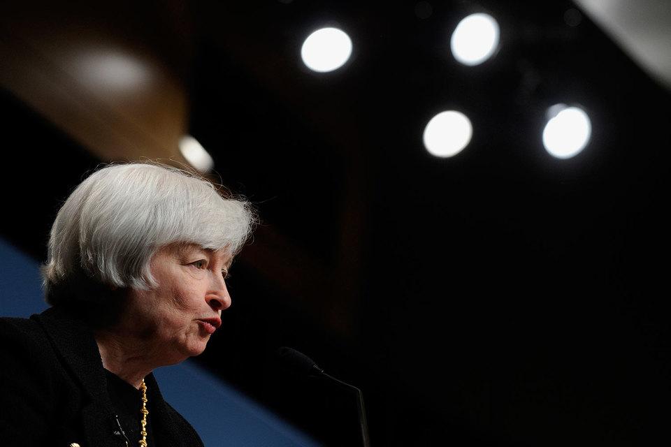 Ожидается, что Федеральная резервная система США (ФРС) на этой неделе повысит процентные ставки, а другие крупные центробанки оставят их на прежнем уровне