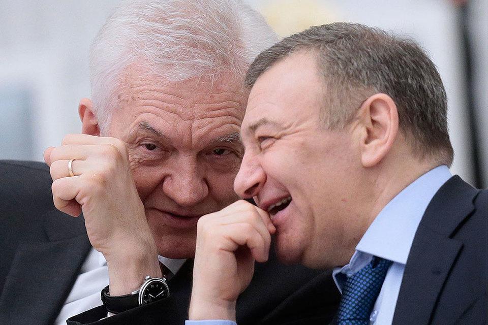 ВДуме посоветовали освободить отналогов попавших под санкции граждан России