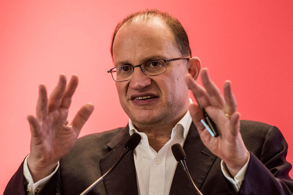 Гендиректор AIA Group, будущий председатель совета директоров HSBC Марк Такер