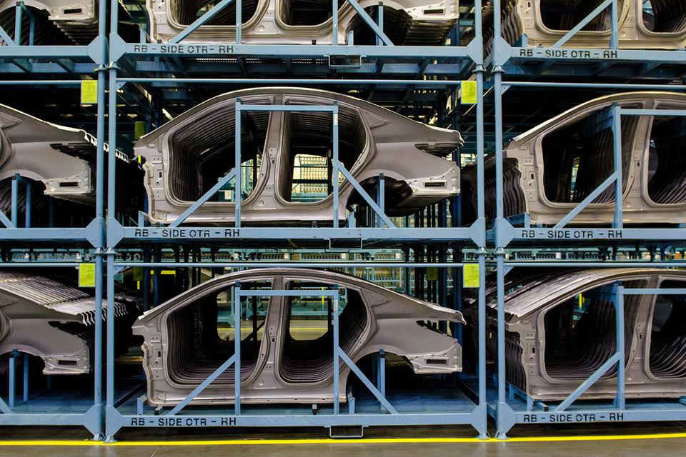 Модернизация понадобилась, чтобы организовать производство новых моделей автомобилей