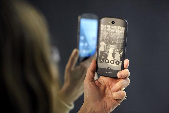 Китайцы задержали YotaPhone