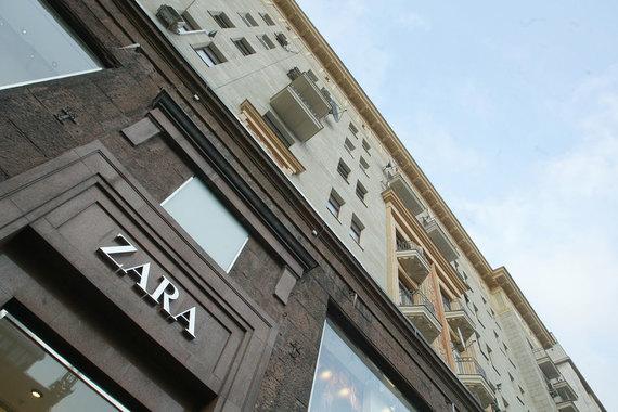Inditex верит  в большие магазины