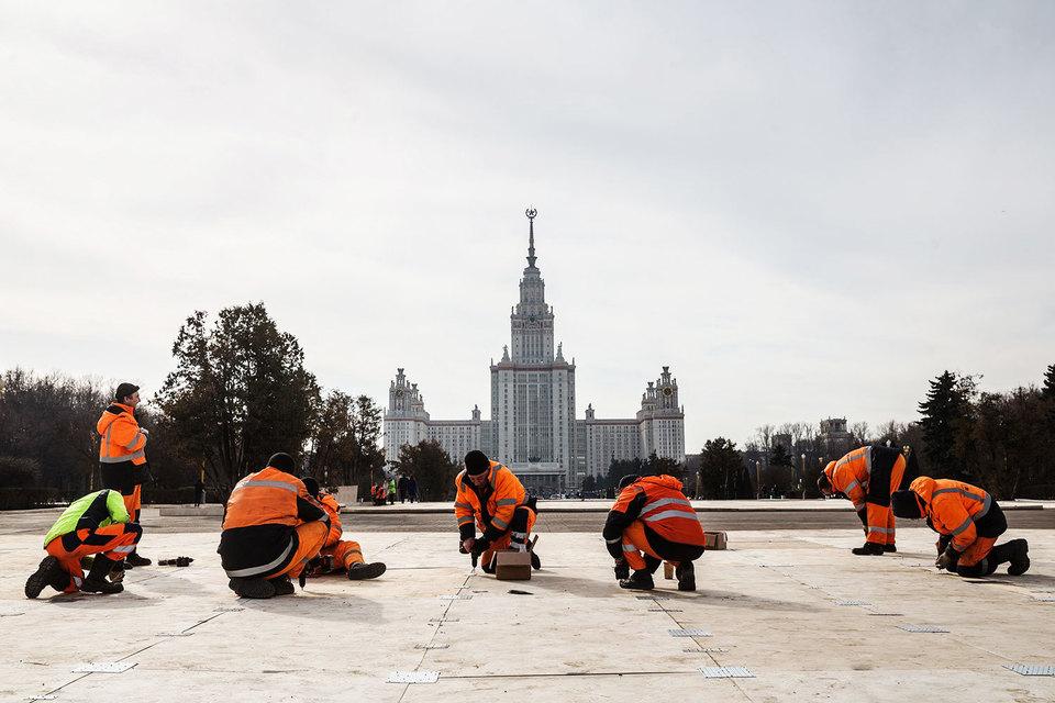 Намитинг в столице России вчесть присоединения Крыма истратят 22 млн руб.
