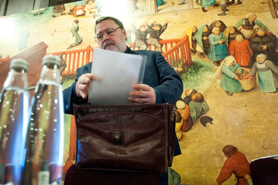 Руководитель ФАС Игорь Артемьев подготовил план для президента