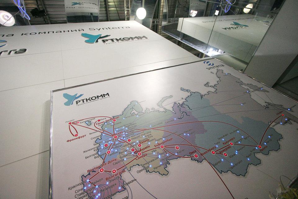 «РТКомм» начала предоставлять услуги широкополосного спутникового интернет-доступа под маркой Sensat, которые обеспечат три спутника