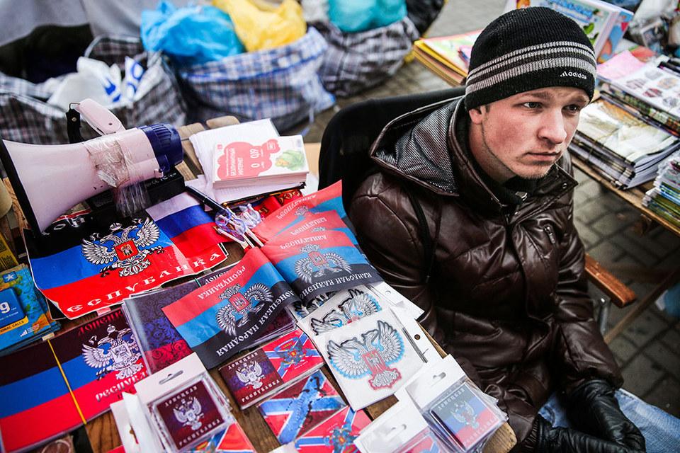 Крым иДонбасс планирует экономическое взаимодействие