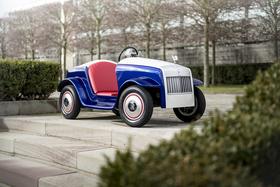 Модель Rolls-Royce SRH была создана специально для пациентов детской больницы