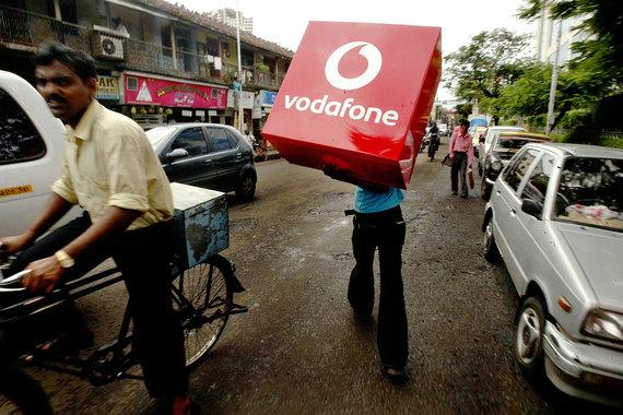 Vodafone объявил о слиянии с Idea Cellular в Индии