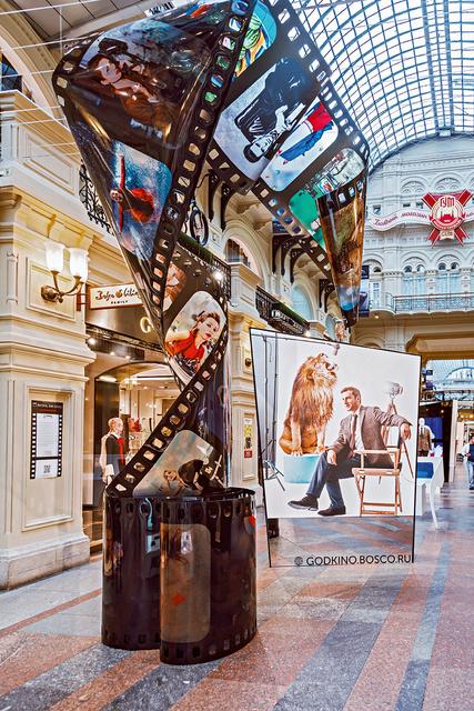 ГУМ стал одним из первых магазинов, начавших практиковать «шопинг впечатлений»