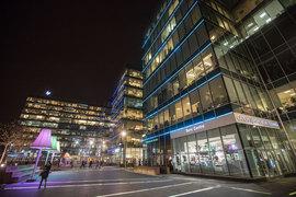 Американская Hines хочет купить еще одно офисное здание «Метрополиса»