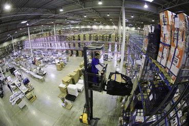 У онлайн-ритейла высокие требования к складам