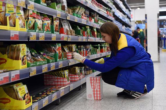 На 10 крупнейших сетей приходится 75% розничного продуктового оборота в Петербурге – Infoline