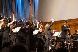 Театральные качества музыки Рамо не потерялись и на концертной сцене