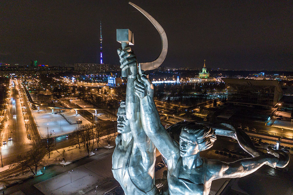 Предприниматель Тимченко арендовал «Золотой колос» наВДНХ