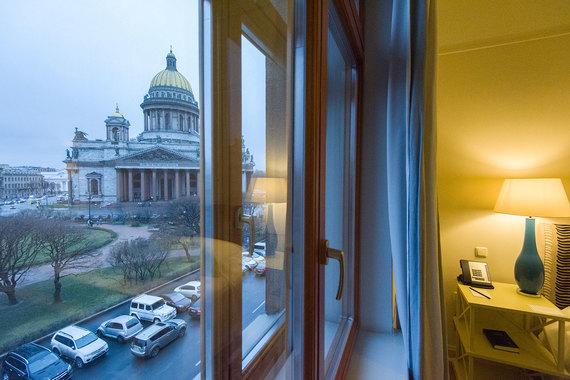 За год в Петербурге появилось в 7 раз больше новых гостиничных номеров, чем в 2015 году