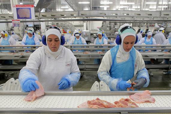 Коррупционные скандалы добрались до мясной промышленности Бразилии
