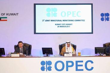 Во время встречи в Эль-Кувейте выяснилось, что Алжир, Оман и Венесуэла поддерживают возможность продлить договор о сокращении добычи на второе полугодие