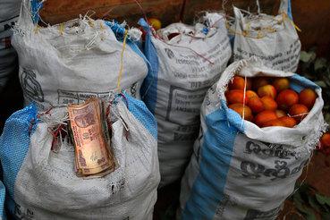 Недавнее укрепление российского рубля, бразильского реала и индийской рупии нивелировало рост цен на импортные товары