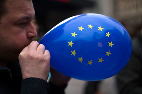 В 50 млрд фунтов может обойтись Великобритании развод с ЕС