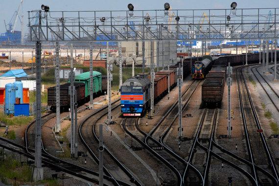 «ПУЛ транс» намерен увеличить парк локомотивов в Усть-Луге