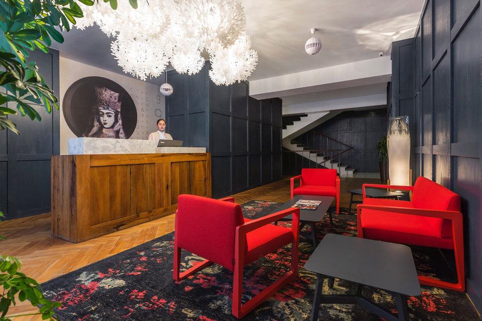 Ресторанный холдинг Ginza Project будет управлять отелями