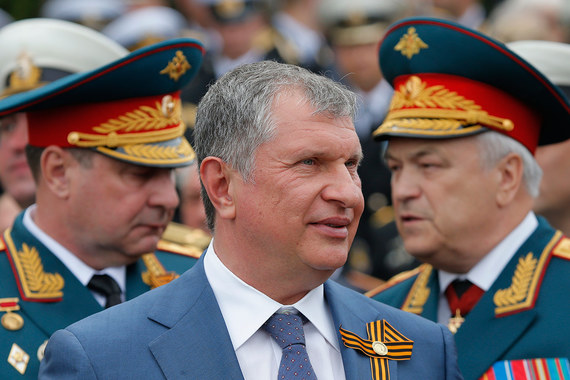 «Роснефть» объявила незаконным решение суда ЕС о санкциях