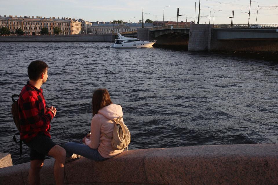 Ремонт Тучкова моста проходит всоответствии сграфиком