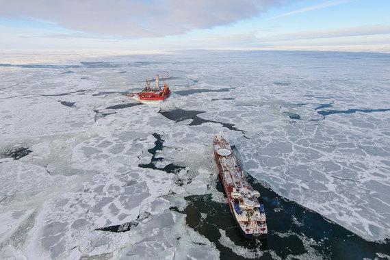 «Газпром нефть» зовет партнеров в Арктику