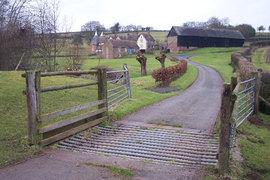 Lower Venn Farm в английском графстве Херефордшир