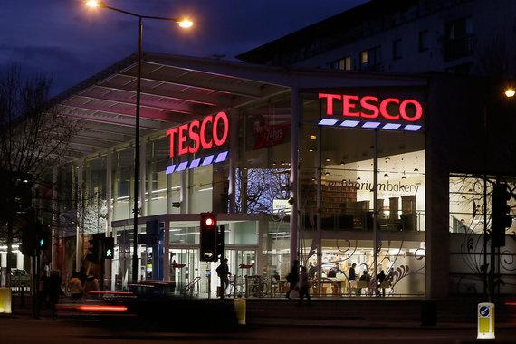 Tesco заплатит 129 млн фунтов за искажение отчетности