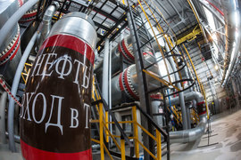 Россия, крупнейший экспортер нефти за пределами ОПЕК