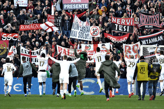 Футбольный клуб «Милан» может выйти на биржу после продажи китайцам