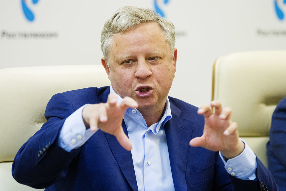 Сергей Калугин стал замглавы Минкомсвязи
