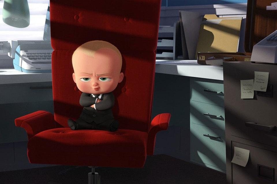 Белорусский прокат «рвет» мультфильм «Босс-молокосос»