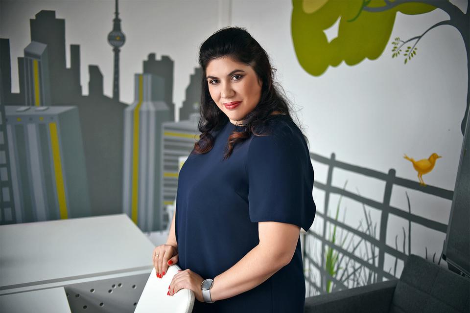 Надежда Мерещенко, генеральный директор performance агентства Adventum