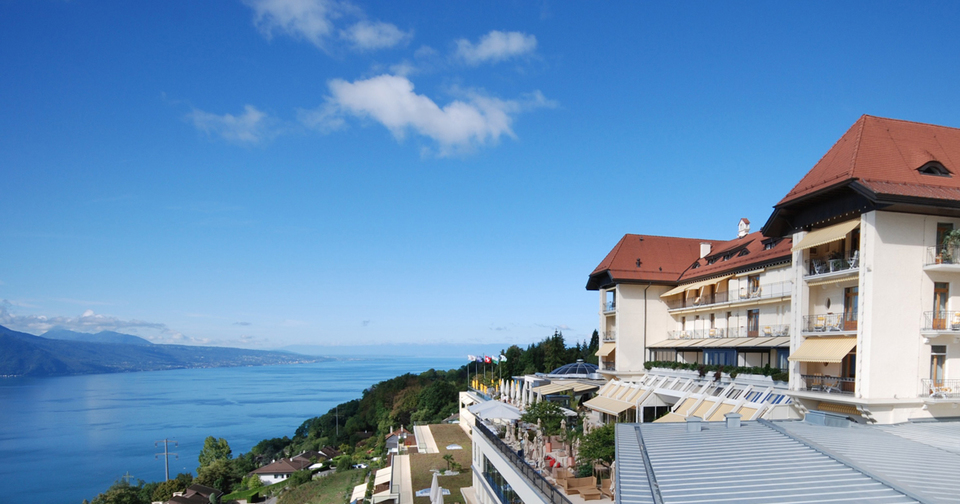 Le Mirador Resort & Spa в Монтрё