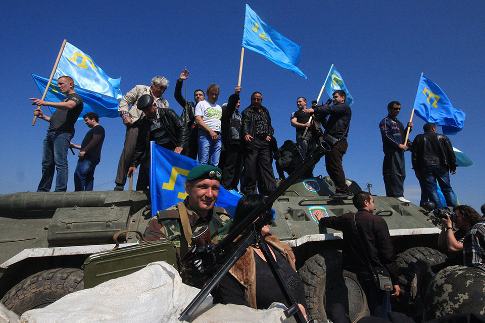 Меджлис крымскотатарского народа направил жалобу вЕСПЧ из-за запрета деятельности в РФ