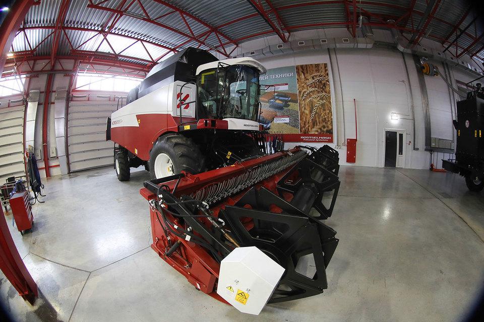 Минпромторг подготовил стратегию развития сельхозмашиностроения