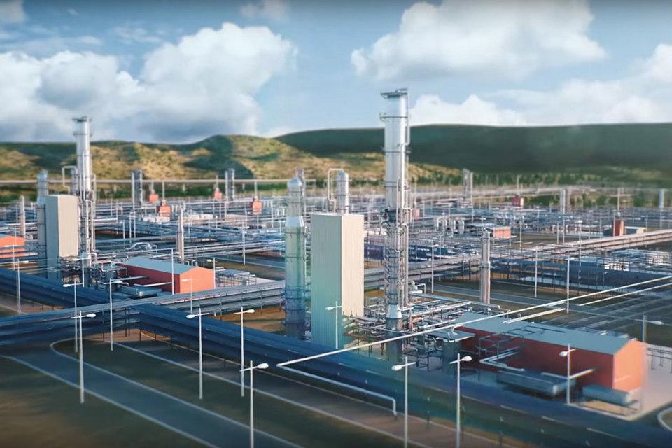 Часть оборудования Амурского газоперерабатывающего завода будут делать китайцы