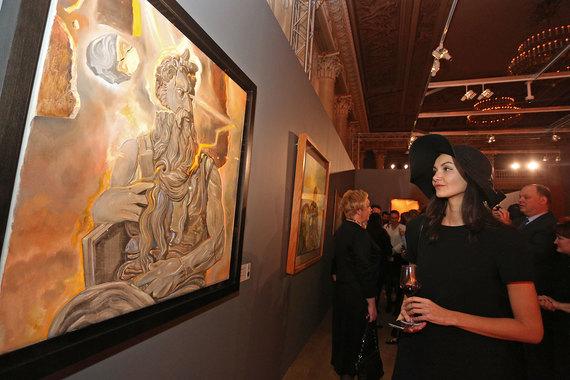 Петербургский Музей Фаберже показывает почти 150 произведений Сальвадора Дали