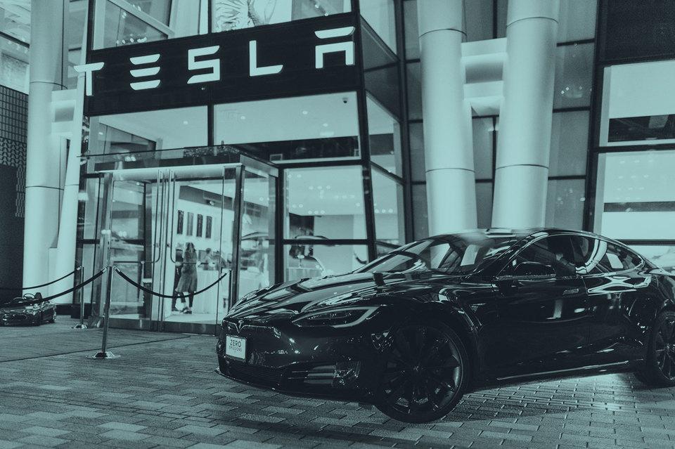 Tesla обошла дженерал моторс  порыночной капитализации