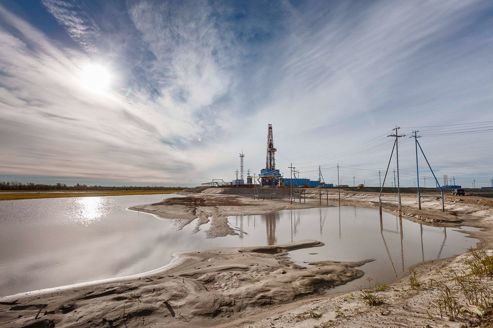 Rambler: Эргинское нефтяное месторождение сняли сторгов