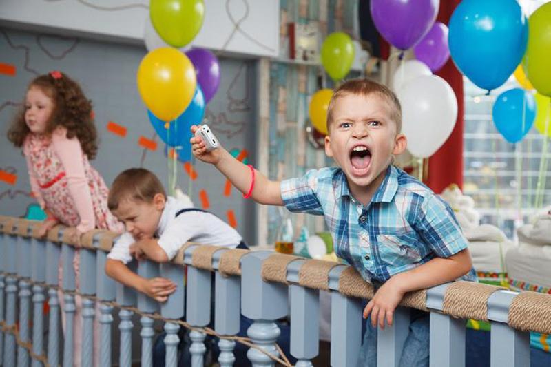 Детское мероприятие в кафе «АндерСон»