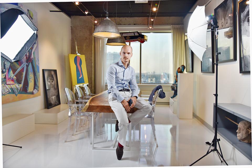 Дмитрий Волков, сооснователь интернет-холдинга Sdventures