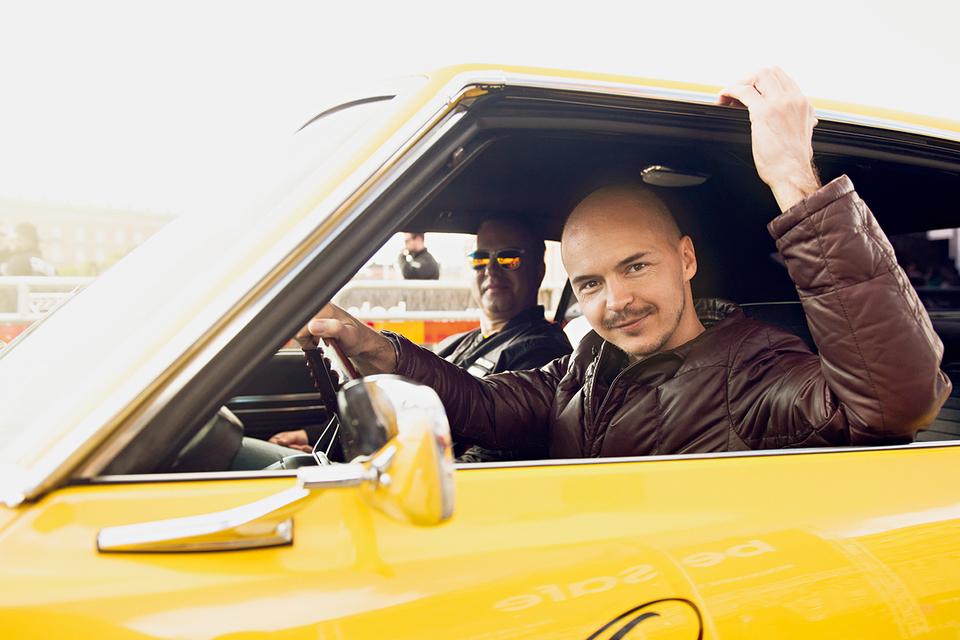 Дмитрий участвует в ралли уже несколько лет