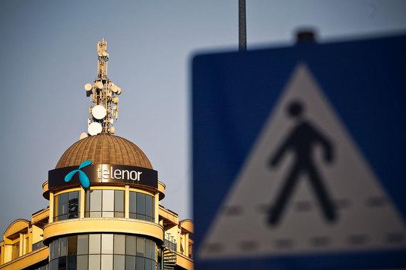 Telenor теряет связь с Veon