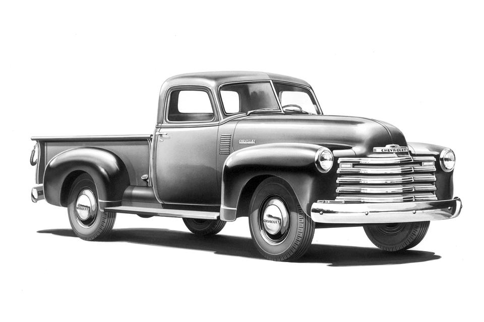 Chevrolet Pickup (1948)